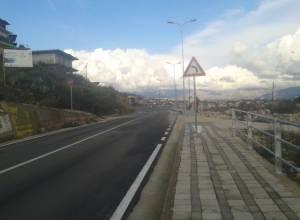 """""""Ndërtim Rruga Kanali i Çukes - Butrint """" Loti 1"""